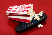 Home entertainment — Stock Photo