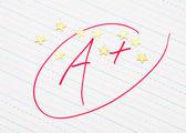 Good Grades — Stock Photo