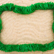 Lei Border — Stock Photo