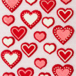 Love Hearts — Stock Photo