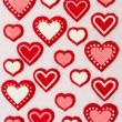 Love Hearts — Stock Photo #6456114