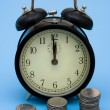 Compound interest - Stock Photo