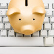 Stock Photo: Online Banking