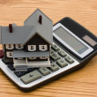 Mortgage Calculator — Stock Photo