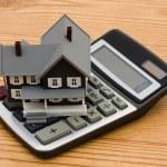 Mortgage Calculator — Stock Photo