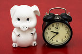 Saving Time — Stock Photo