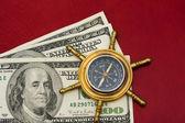 Navigating your finances — Stock Photo