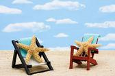 Отдых на каникулы — Стоковое фото