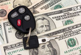 Car Payment — Stock Photo