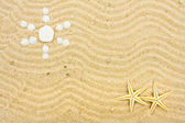 Sand and Sun — Stock Photo