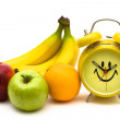Time to eat your fruit — Stock Photo