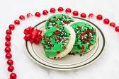 Biscotti di zucchero — Foto Stock
