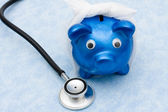 Increasing health care costs — Stock Photo