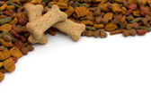Dog Food Background — Stock Photo