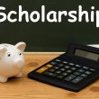Education Scholarship — Stock Photo