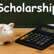 Stock Photo: Education Scholarship