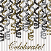 Celebrate — Stock Vector