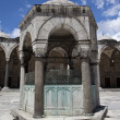 Sultanahmet fountain - Stock Photo