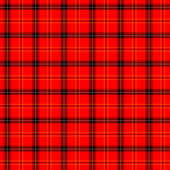 Red Tartan Seamless Pattern — Stock Photo