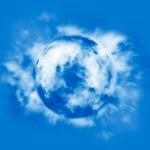 Weather sphere — Stock Photo