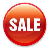 Sale badge — Stock Photo