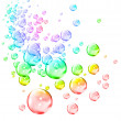Stock Photo: Bubbles