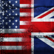 UK USFLAG — Stock Photo #5989103