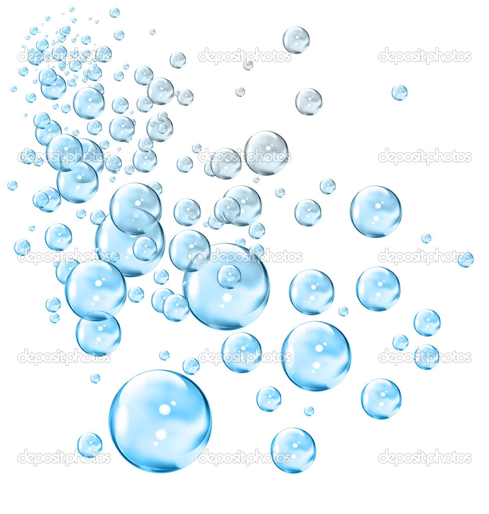 Soap bubbles — Stock Photo #5986290