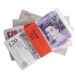 UK money — Stock Photo