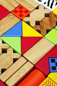 Building blocks — Stock Photo