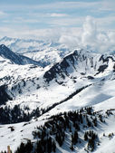 The Alps — Stock Photo