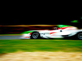 F1 racing bil — Stockfoto