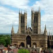 Stock Photo: Lincoln Cathedral