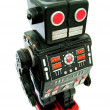 Retro Robot - Stock Photo