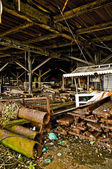 Derelict building — Stock Photo