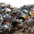 Stock Photo: Rubbish tip