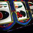 Gambling slot machine — Stock Photo #6032223