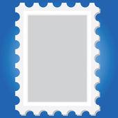 Vector de sello en blanco — Foto de Stock