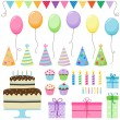 Birthday Party — Stock Vector #6274162