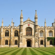 Cambridge architecture — Foto de stock #6090880
