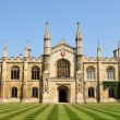 Cambridge architecture — Stockfoto #6090880