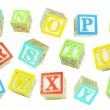 Alphabet (2) — Stock Photo #6157850
