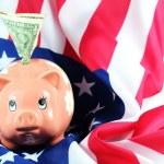American dollar — Stock Photo #6157862