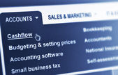 Accountancy — Stock Photo