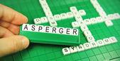 Aspergers — Stockfoto