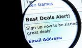 Best deal — Stock Photo
