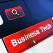 Business technology — Stock Photo