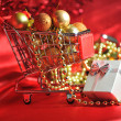Christmas shopping — Stock Photo #6170545
