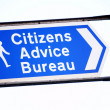 Citizens advice — Foto de Stock