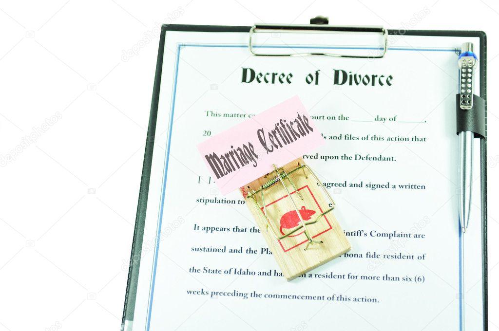 Divorce definition essay